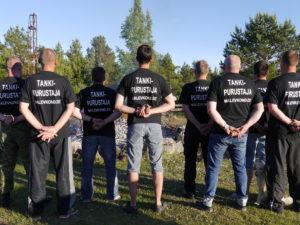 Tankipurustajate suvepäevad