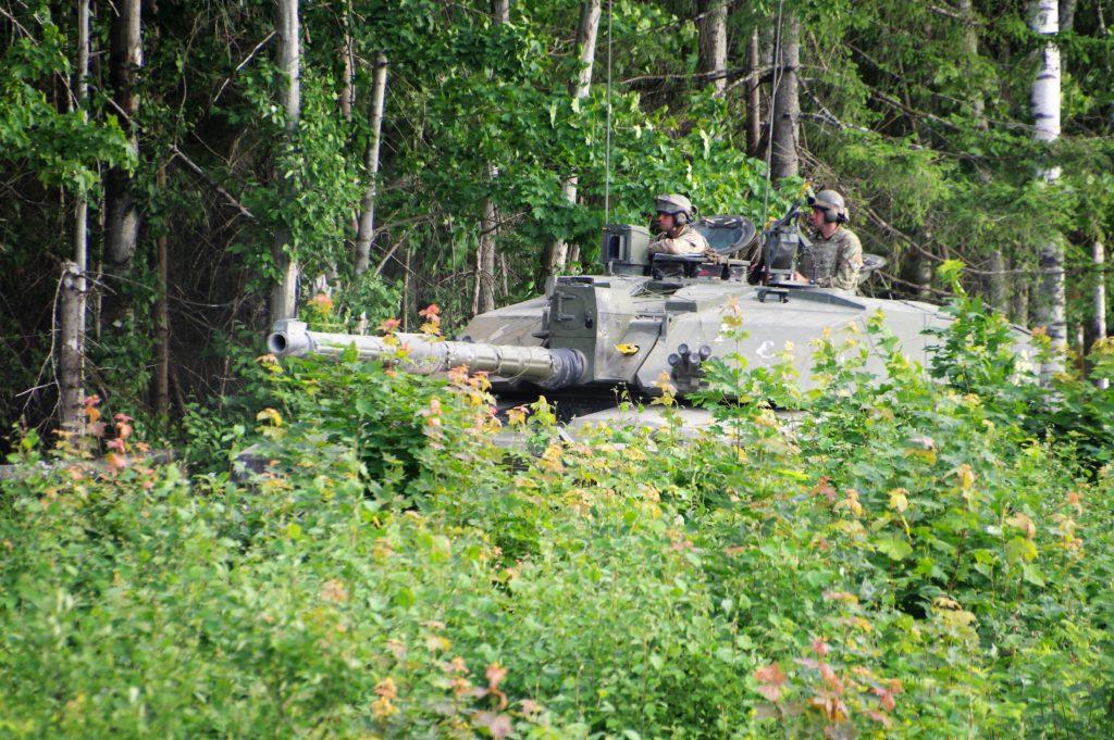 tankipurustajad, HUNT 2019